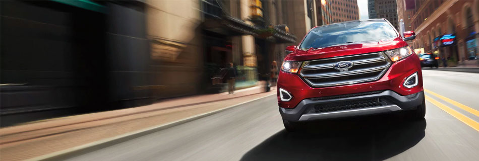 Crossover Comparison See How The  Ford Edge Here At Reynolds Ford Of Norman Stacks Up Against The Competition