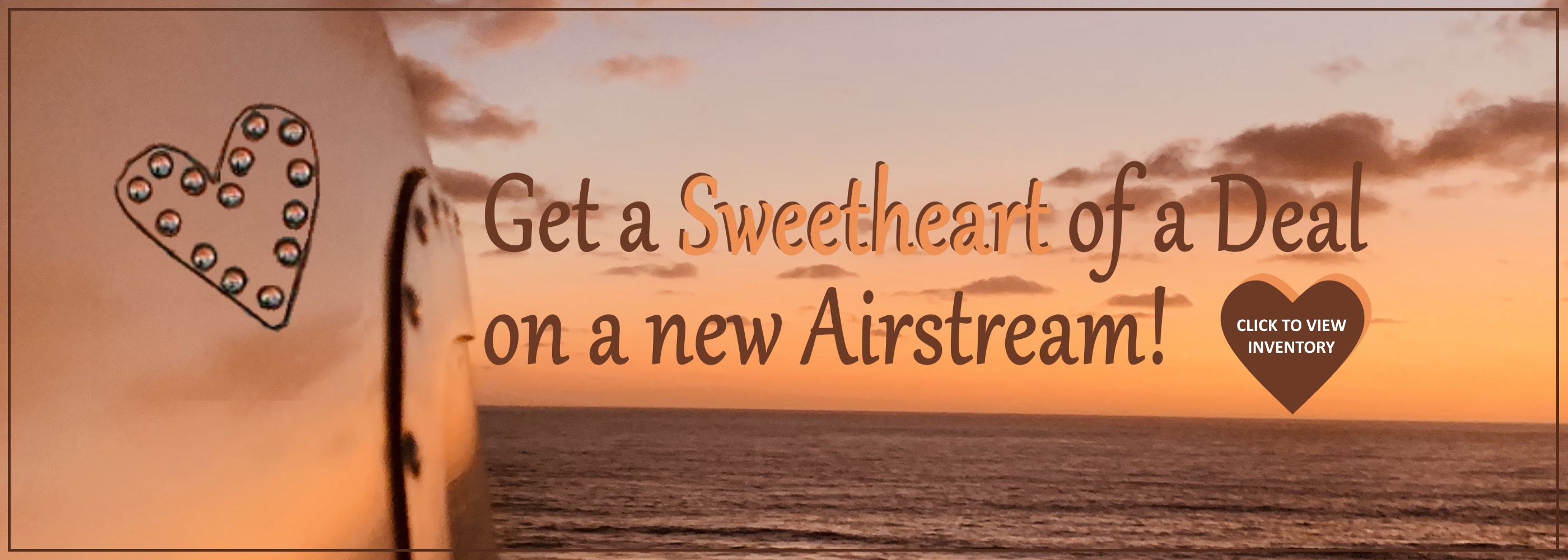 Sweetheart Deal Slider With Text