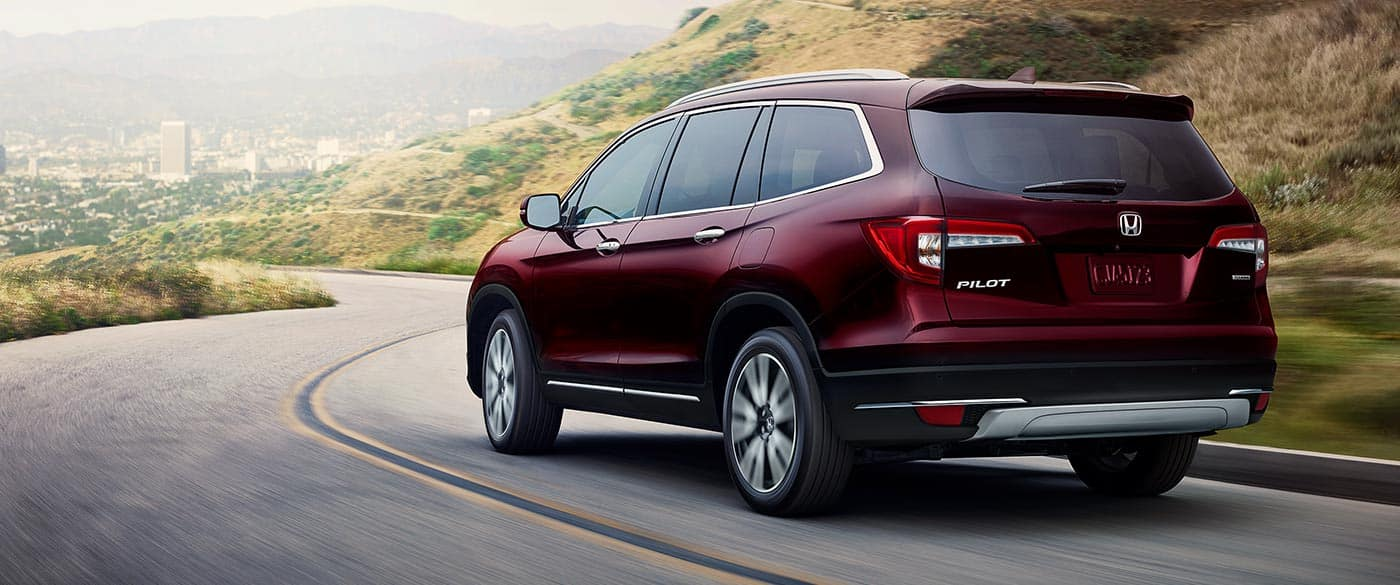 2019 Honda Pilot Performance Comp