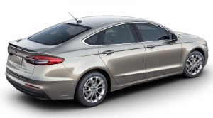 Ford Fusion Colors >> 2019 Ford Fusion Exterior Color Options