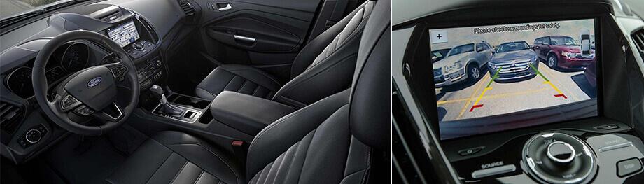 Interior dashboard safety