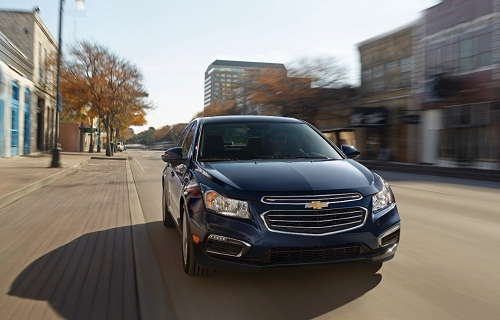 Chevy Cruze Near Me >> Used Chevrolet Cruze For Sale In St Louis Mo Certified