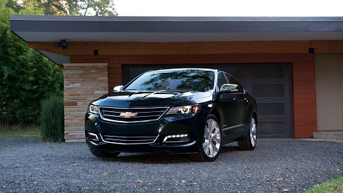 Chevy Used Cars >> Used Chevrolet Impala For Sale In St Louis Mo Certified