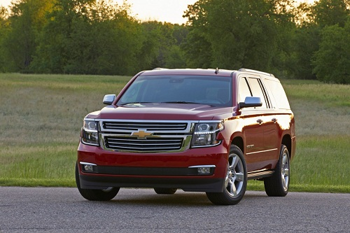Used Suv For Sale By Owner >> Used Chevrolet Suburban For Sale In St Louis Mo Certified Used