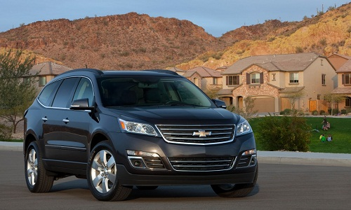 Used Chevy Traverse >> Used Chevrolet Traverse For Sale In St Louis Mo Certified Used
