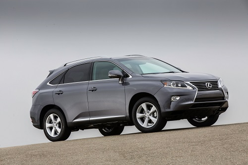 Lexus Suv For Sale >> Used Lexus Rx350 For Sale St Louis Mo Certified Used