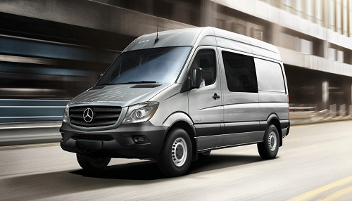 Used Sprinter Van For Sale >> Used Mercedes Benz Sprinter For Sale Certified Used Vans