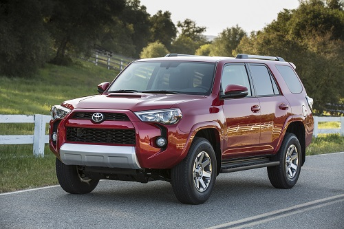 Toyota Forerunner For Sale >> Used Toyota 4runner For Sale St Louis Mo Certified Used Suvs