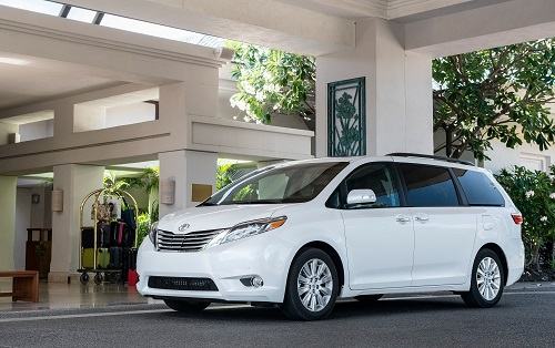 Used Toyota Sienna For Sale >> Used Toyota Sienna For Sale St Louis Mo Certified Used Vans