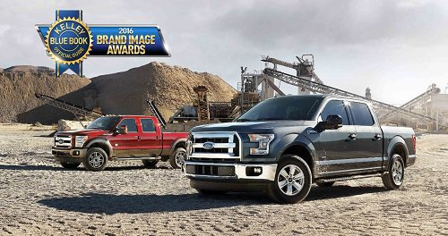 Ford Named Best Overall Truck Brand By Kbb