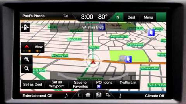 Tuesday Tech Tip – Customizing MyFord Touch Navigation