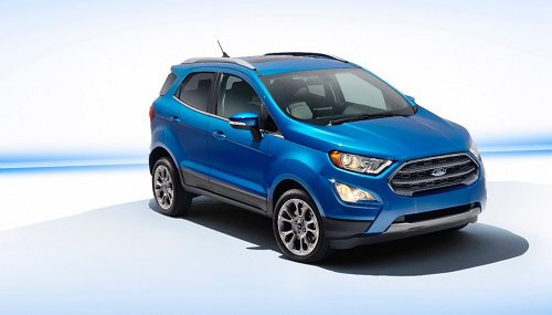 Ford S Newest And Smallest Suv The 2018 Ford Ecosport