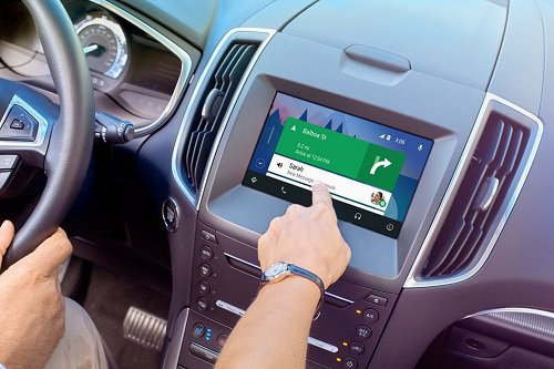 2016 Ford Vehicles With Sync 3 Get Big Software Update