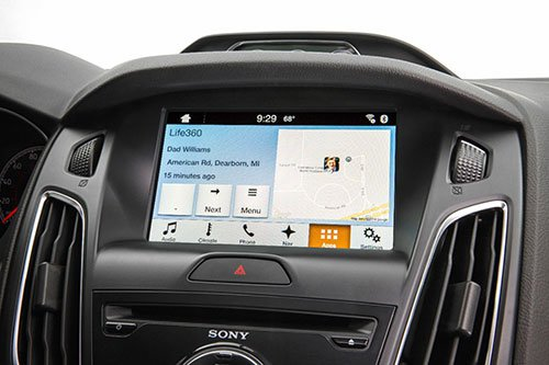 Ford to introduce Life360 app for SYNC at CES this week