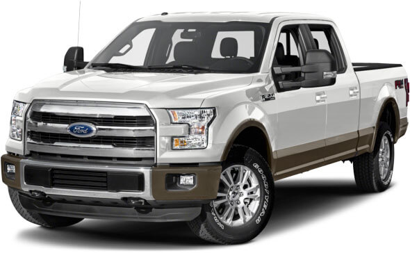 2017 Ford F-150 XLT Truck V6 EcoBoost Engine