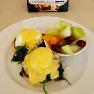 Brunch oclock galpinrestaurant brunch getitatgalpin breakfast forkyeah foodie lafoodie saturday weekendvibes