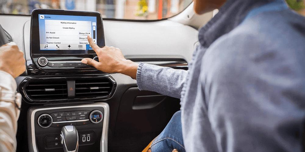 2018 Ford EcoSport MyKey®