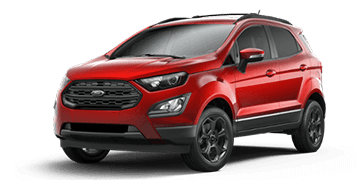 2018 FORD EcoSport SES at McRee Ford in Dickinson