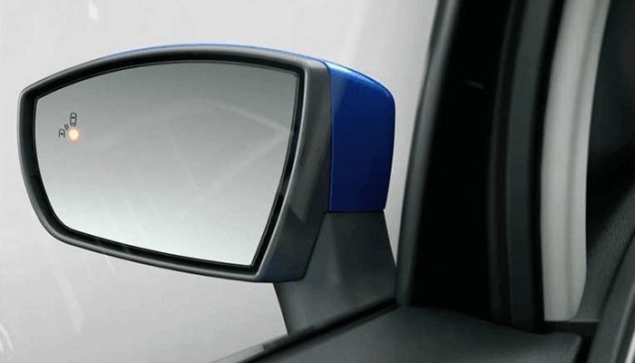 New 2018 Ford EcoSport Blind Spot Information System