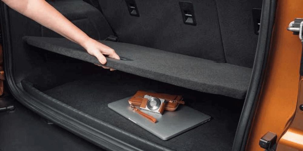 2018 Ford EcoSport standard Cargo Management System