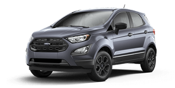 2018 FORD EcoSport S at McRee Ford in Dickinson