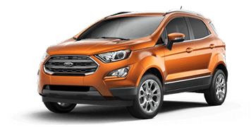 2018 FORD EcoSport TITANIUM at McRee Ford in Dickinson