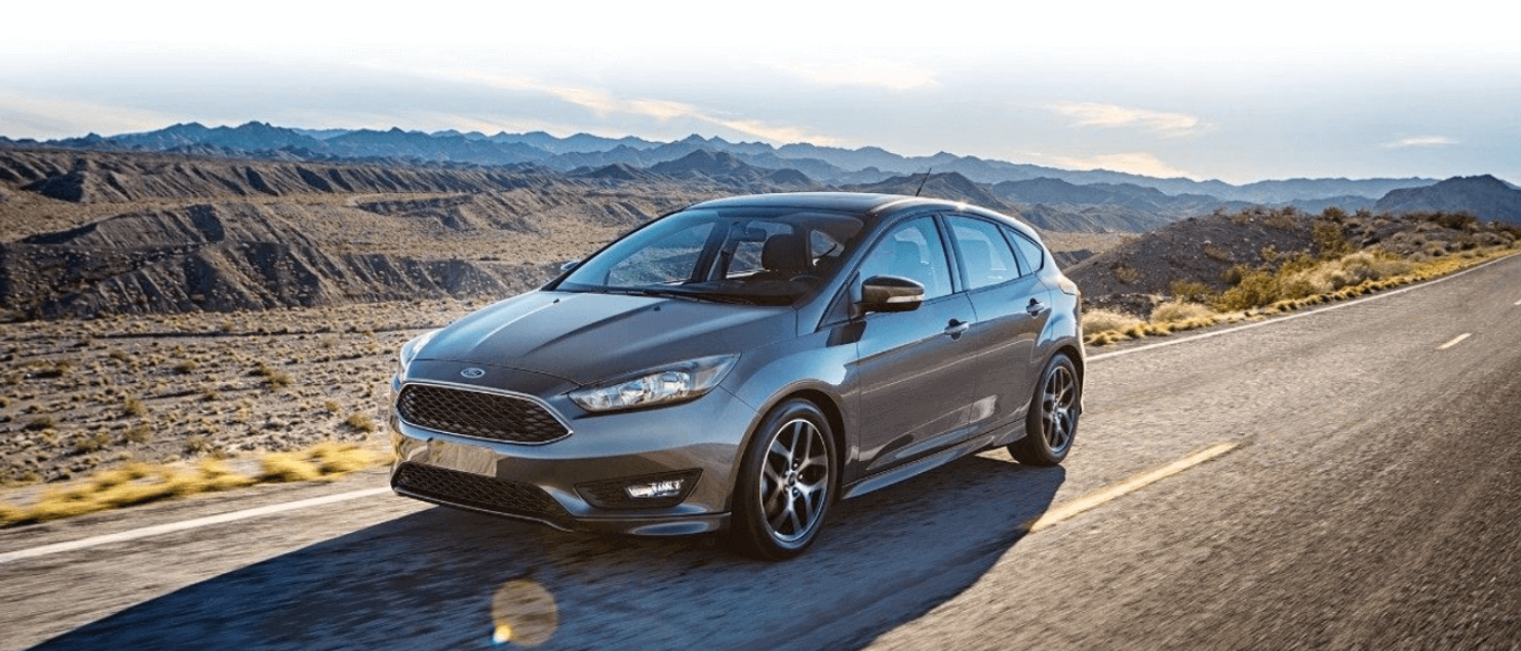 Ford Certified Pre-Owned quality