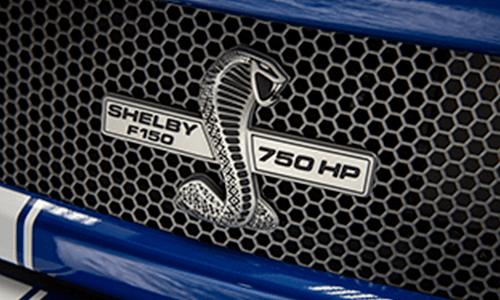 2018 Shelby F-150 Super Snake shelby snake