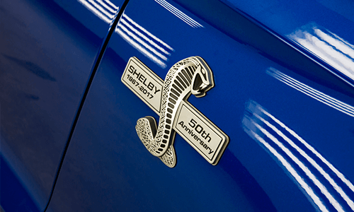 ford super snake logo