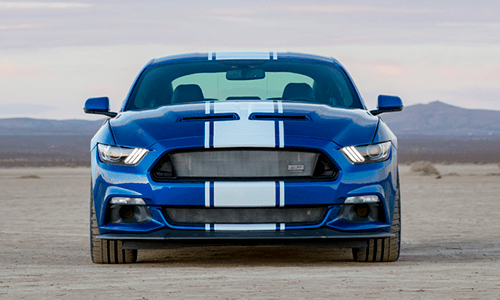 Shelby Mustang Super Snake optional performance features