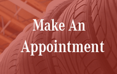 Make a service appointment at McRee Ford in Dickinson