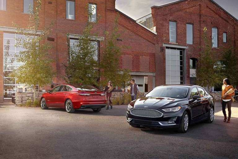 New 2019 Ford Fusion Packages
