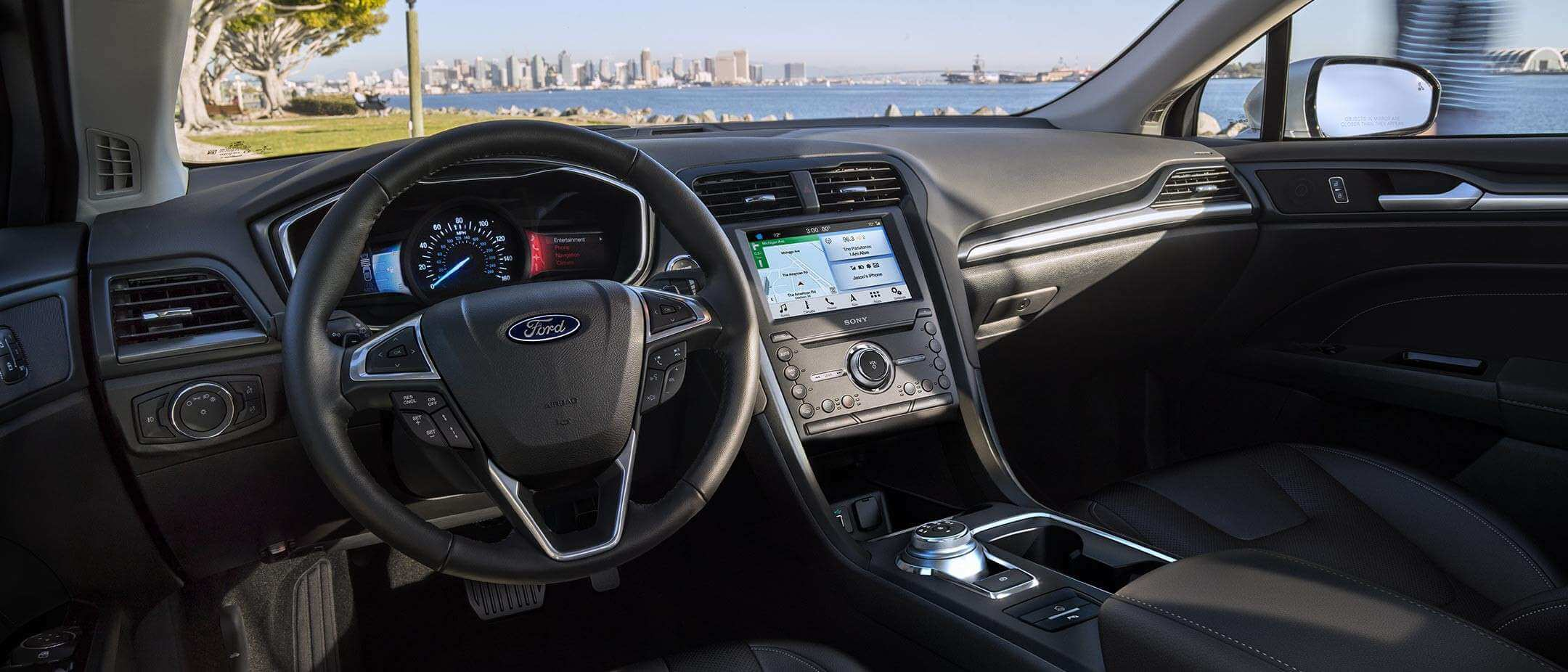 New 2019 Ford Fusion Slip Behind The Wheel Let The Fusion Do The Rest