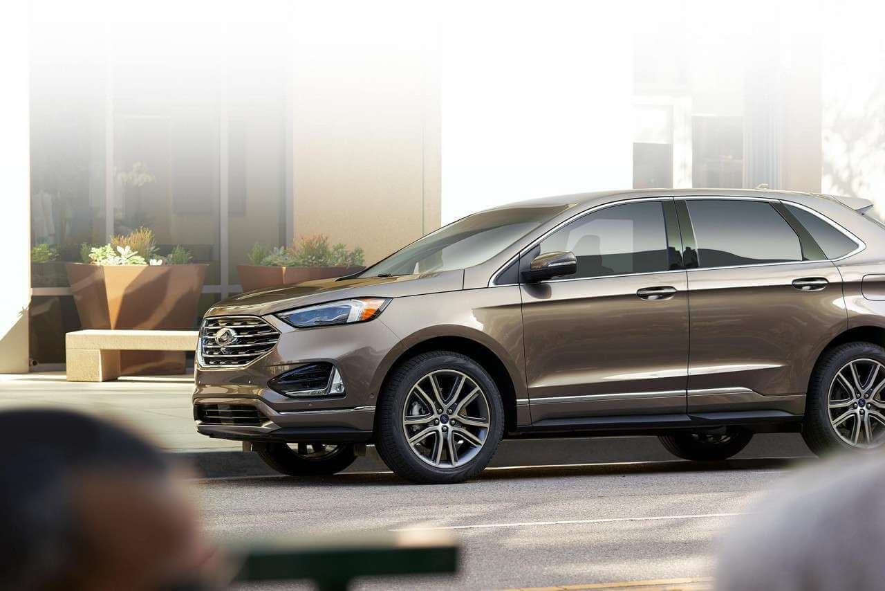 New 2019 Ford Edge SUV For Sale Dickinson | Galveston Cty