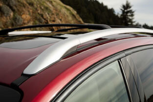 2018 Ford Escape ROOF RACK CROSSBARS