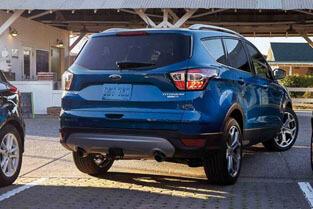 2018 Ford Escape ENHANCED ACTIVE PARK ASSIST