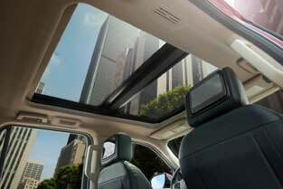 2018 Ford Expedition PANORAMIC VISTA ROOF®