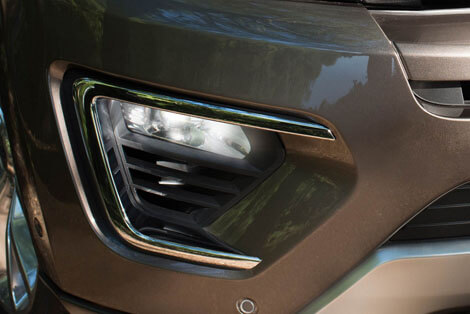 2018 Ford Expedition LED FRONT FOG LAMPS