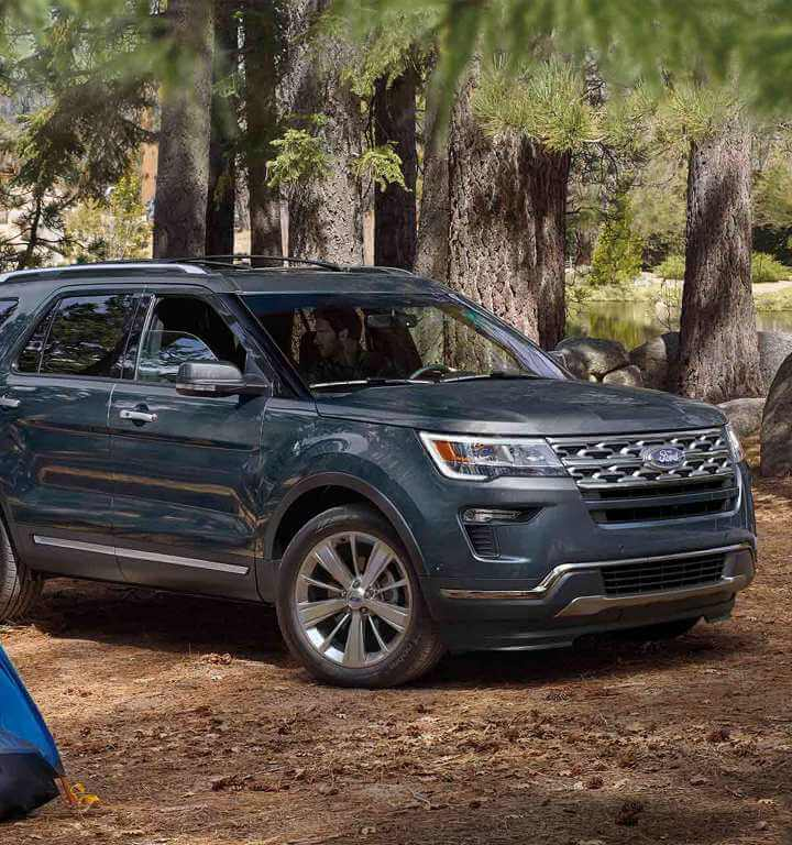 2018 Ford Explorer Exterior Gallery Image