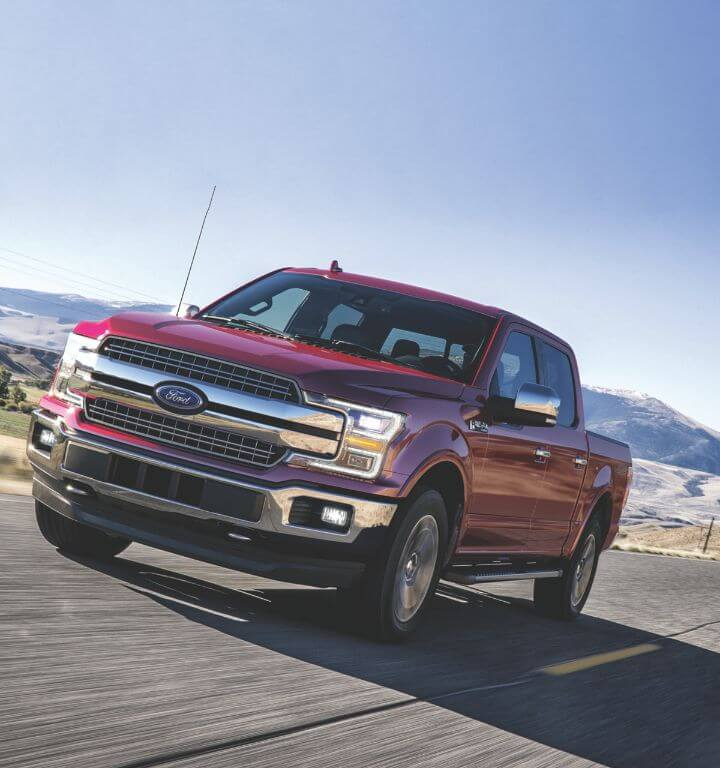 2018 Ford F-150 Exterior Gallery Image