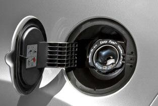 2018 Ford Fiesta EASY FUEL® CAPLESS FUEL FILLER