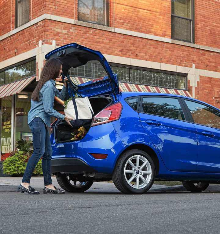 2018 Ford Fiesta Exterior Gallery Image