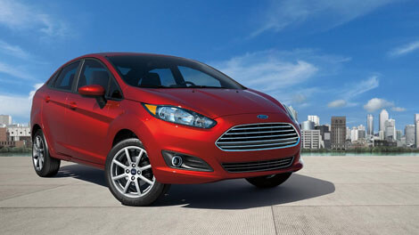2018 Ford Fiesta SE APPEARANCE PACKAGE