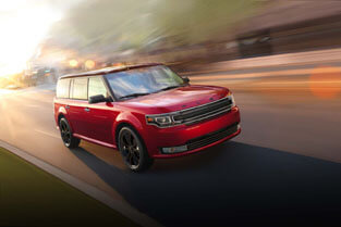 2018 Ford Flex APPEARANCE PACKAGE