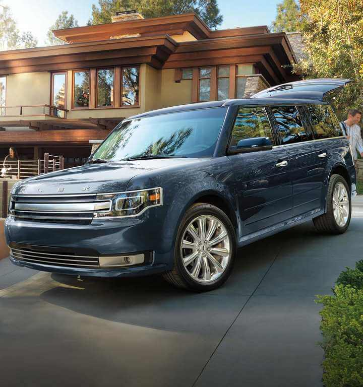 2018 Ford Flex Exterior Gallery Image