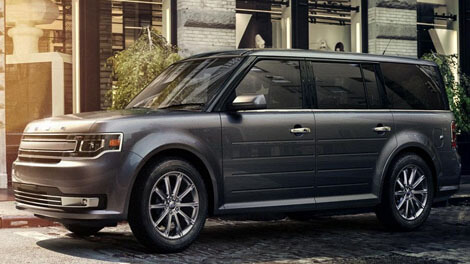 2018 Ford Flex THOUGHTFUL EXTERIOR DESIGN