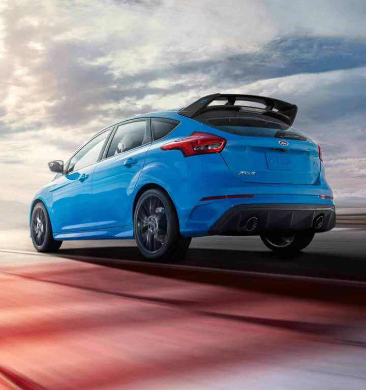 2018 Ford Focus Exterior Gallery Image