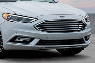 2018 Ford Fusion CHROME GRILLE