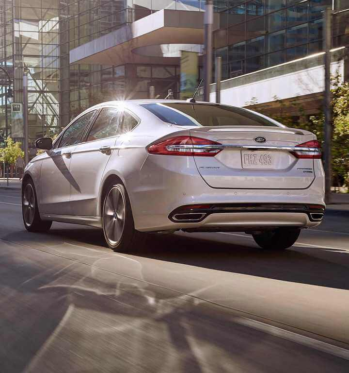 2018 Ford Fusion Exterior Gallery Image