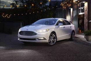 2018 Ford Fusion LED HEADLAMPS